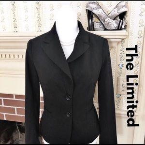 The Limited Black Dressy Jacket